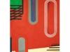 Raum Situation. Aus der Serie ZONE (2020) ©Marlon Red #Cristina Apavaloaei #Contemporary Art