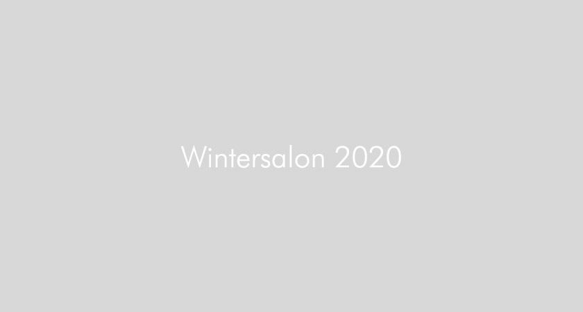 Marlon Red Cristina Apavaloaei Contemporary Art Einladung Wintersalon 2020 Front