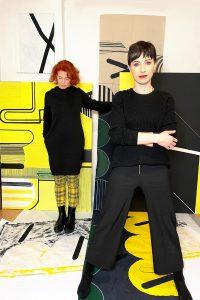 Marlon Red Künstler Düsseldorf Contemporary Art im Interview mit Dr. Elke Backes
